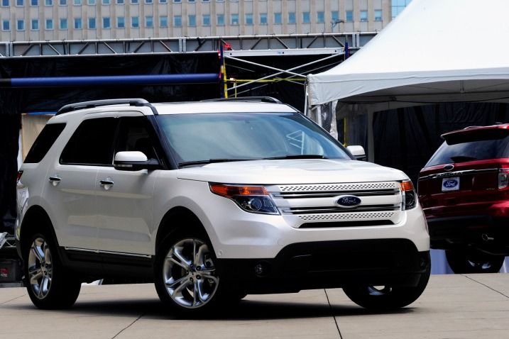 Ford explorer 2011 photo - 2