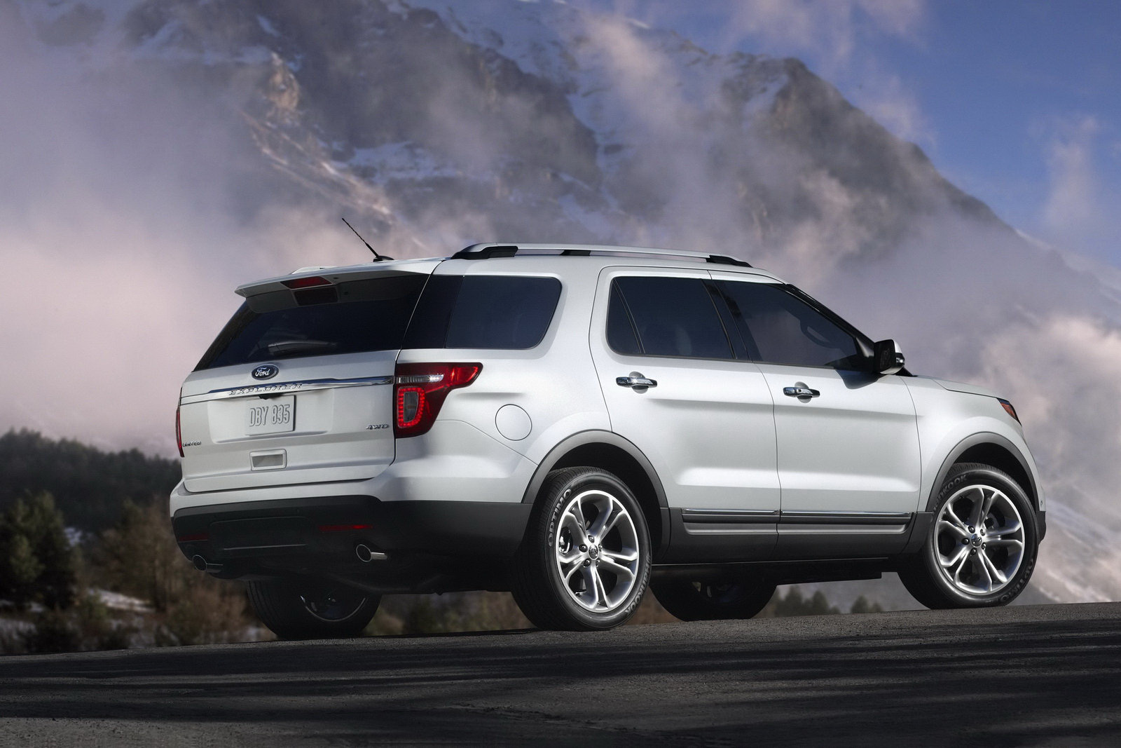 Ford explorer 2011 photo - 4
