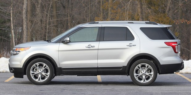 Ford explorer 2011 photo - 6