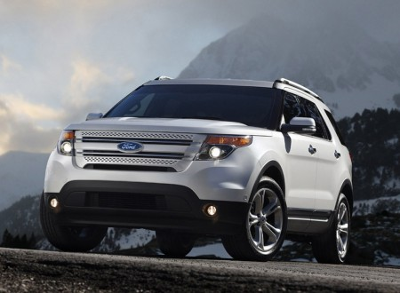 Ford explorer 2011 photo - 7
