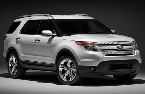 Ford explorer 2011 photo - 8