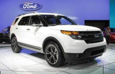 Ford explorer 2015 photo - 2