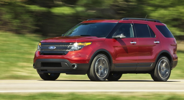 Ford explorer 2015 photo - 4
