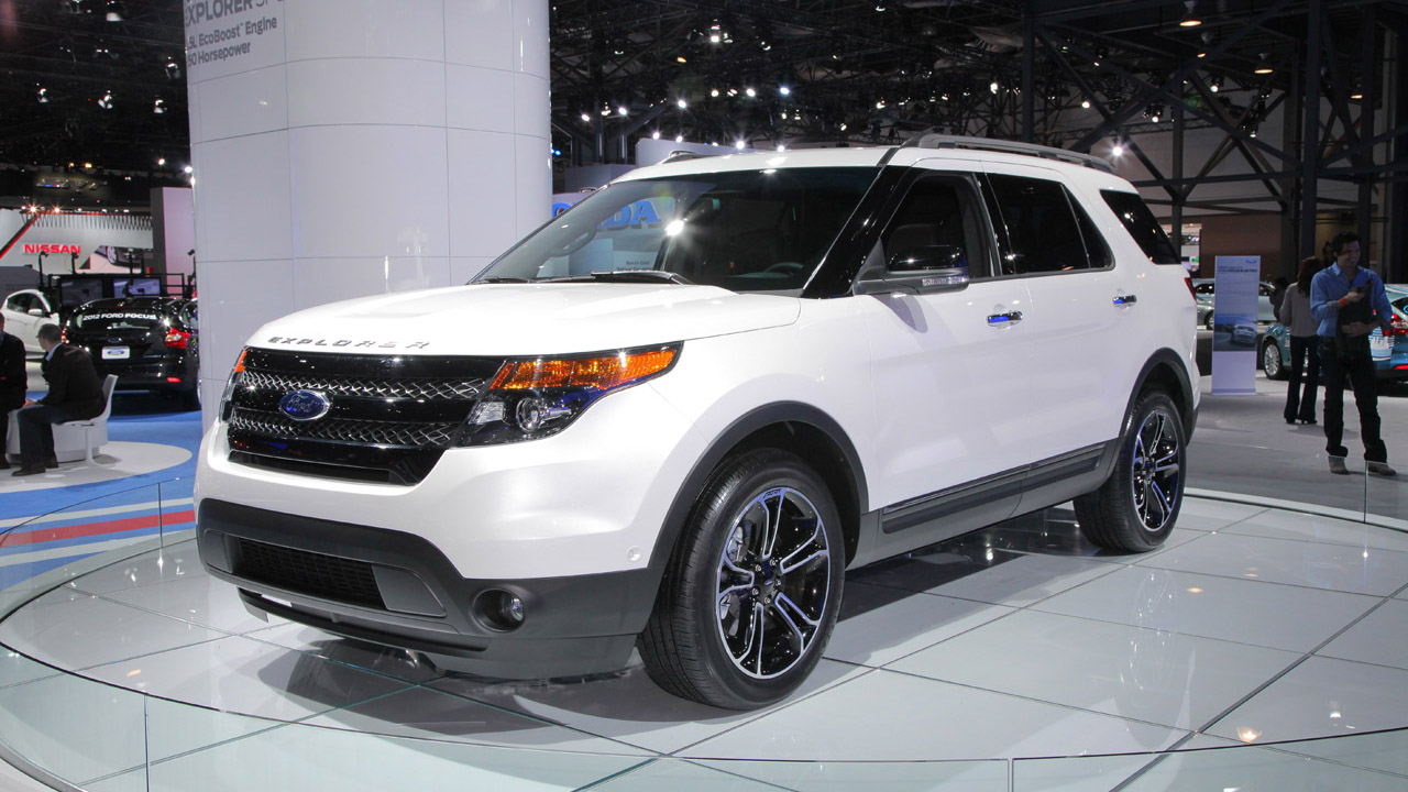 Ford explorer 2015 photo - 9