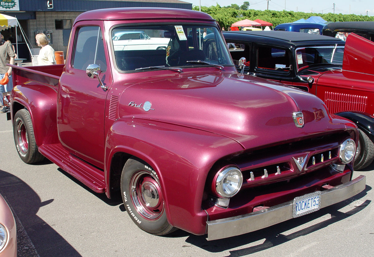 Ford f-100 1950 photo - 1