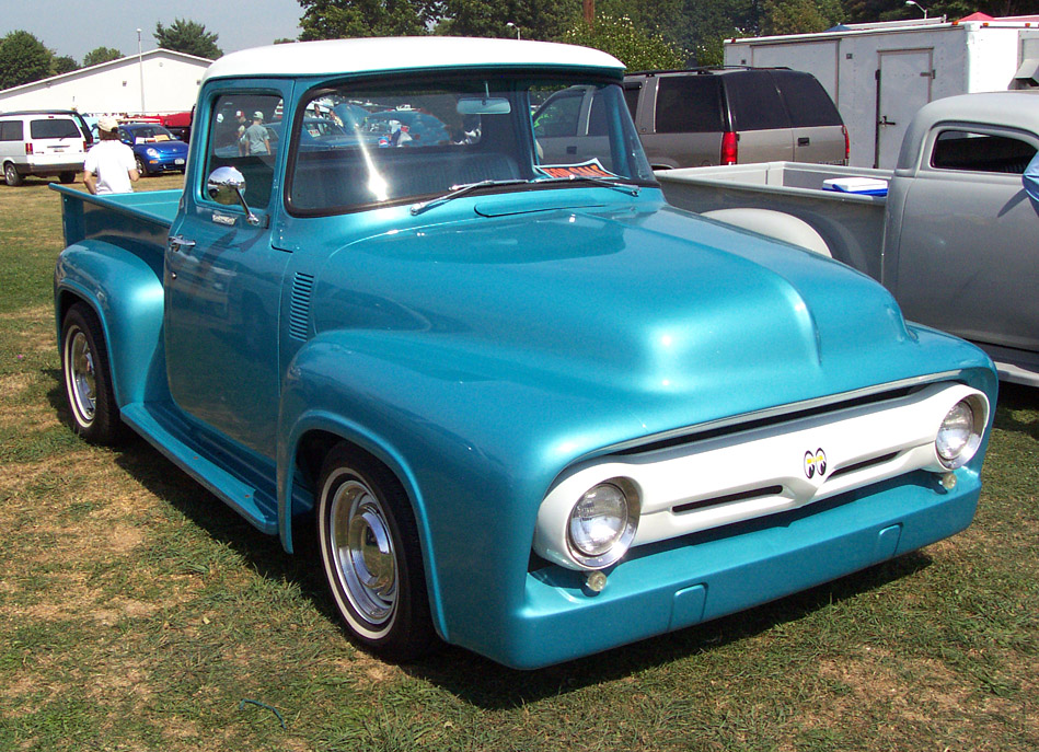 Ford f-100 1950 photo - 2