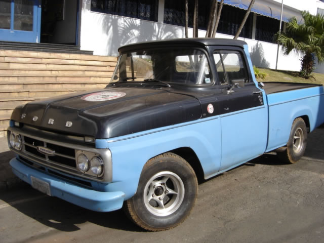 Ford f-100 1950 photo - 6