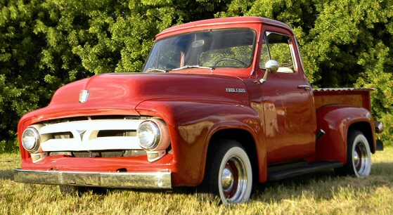 Ford f-100 1953 photo - 6