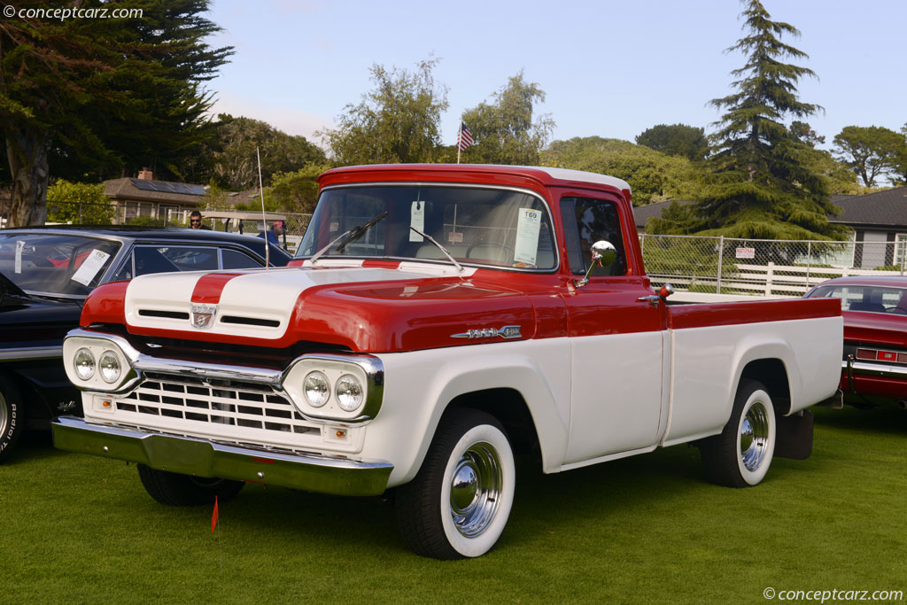 Ford F 100 1960 Review Amazing Pictures And Images