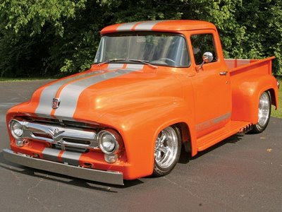 Ford F-100 1961 photo - 3