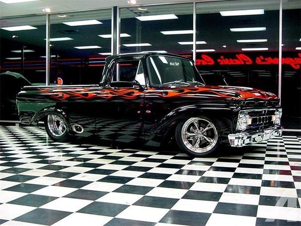 Ford F-100 1961 photo - 5