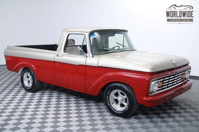 Ford F-100 1961 photo - 6