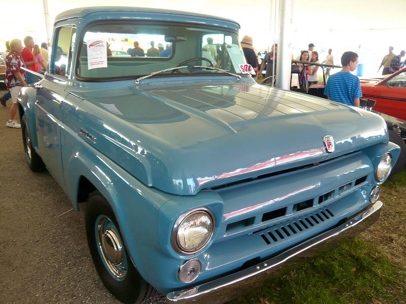 Ford f-100 1962 photo - 5