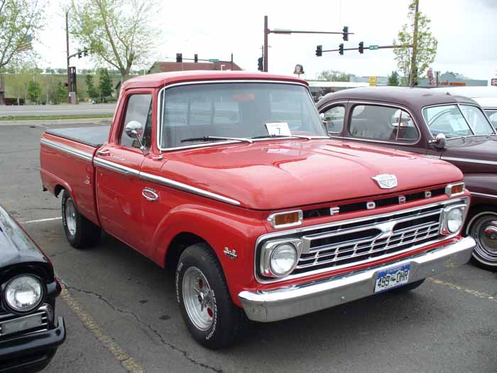 Ford f-100 1963 photo - 2