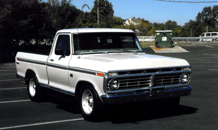 Ford f-100 1963 photo - 6