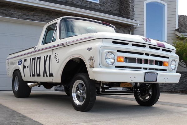 Ford f-100 1963 photo - 7