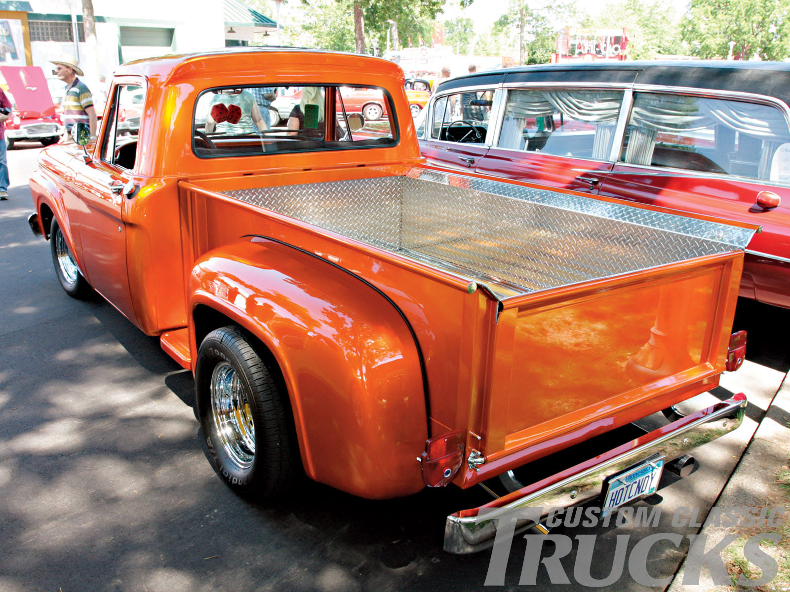 Ford f-100 1964 photo - 1