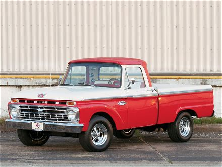Ford f-100 1964 photo - 5