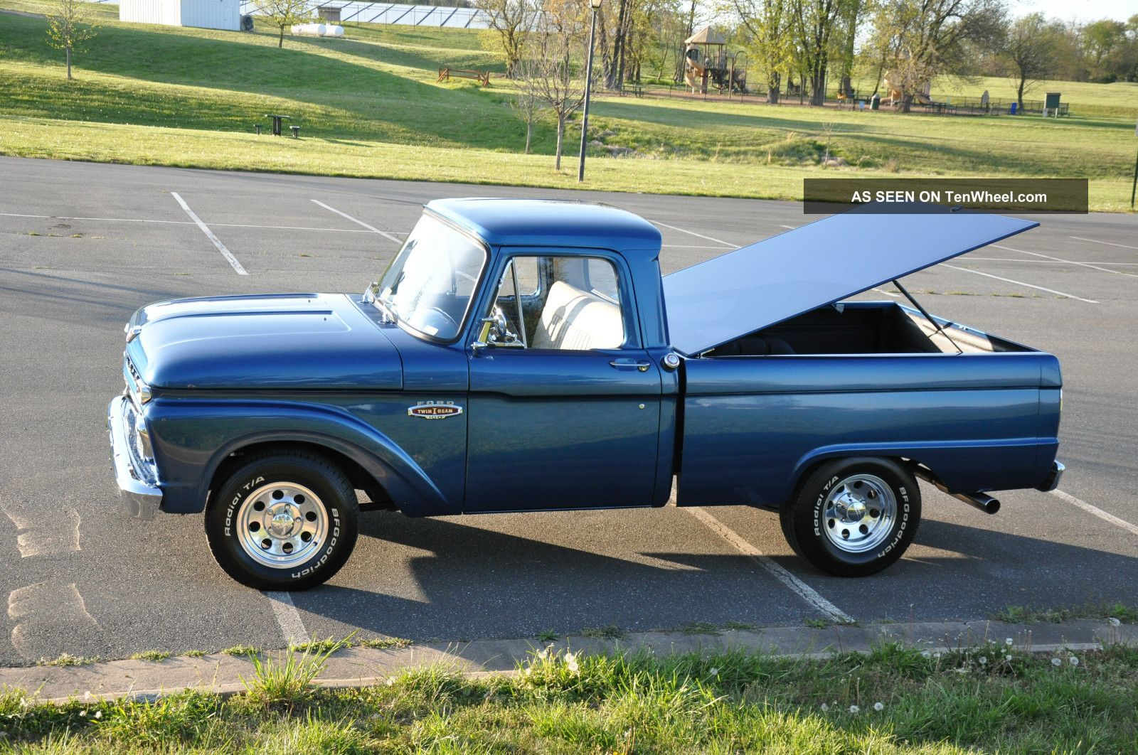Ford f-100 1966 photo - 7