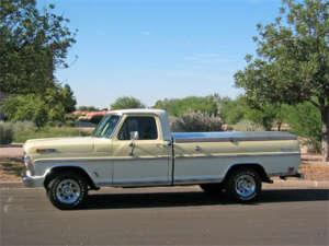 Ford f-100 1968 photo - 1