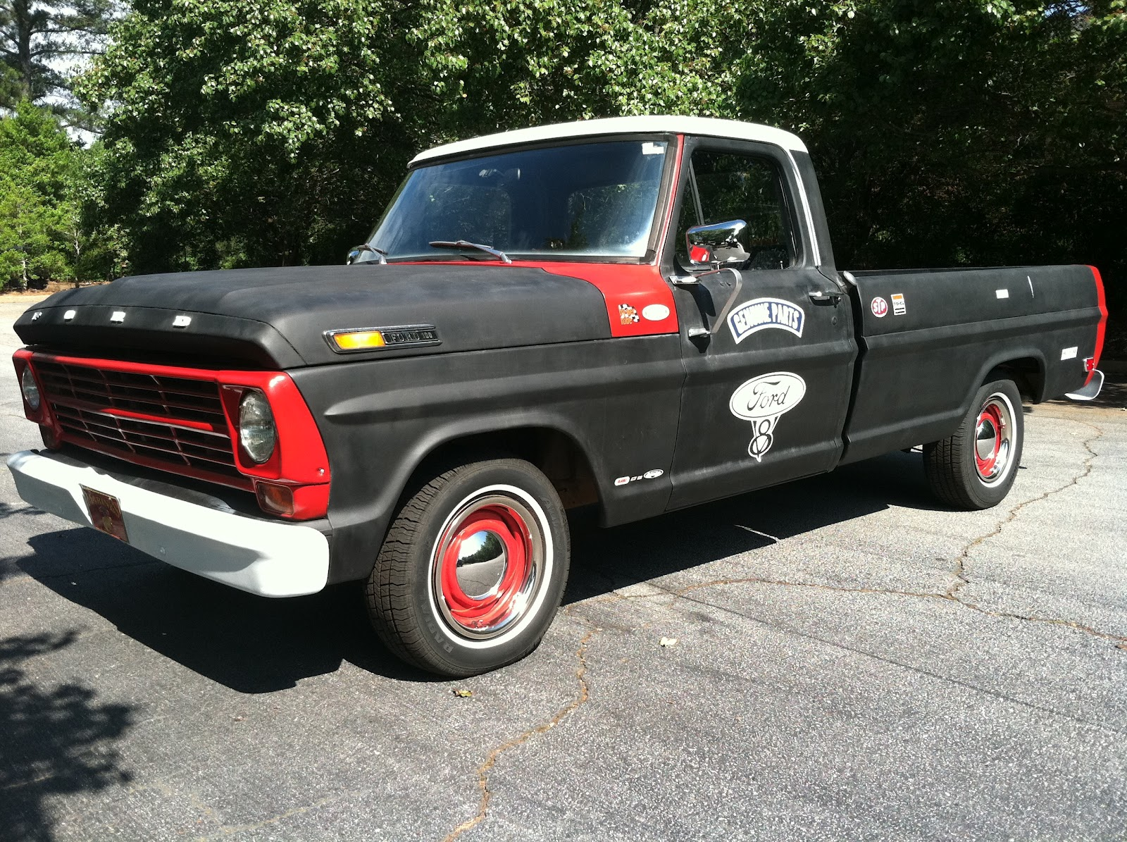 Ford f-100 1968 photo - 2