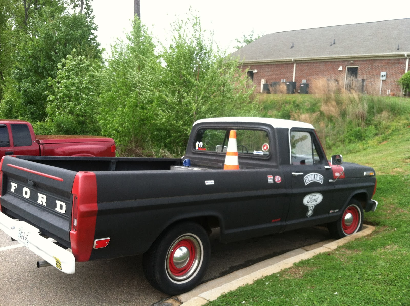 Ford f-100 1968 photo - 3