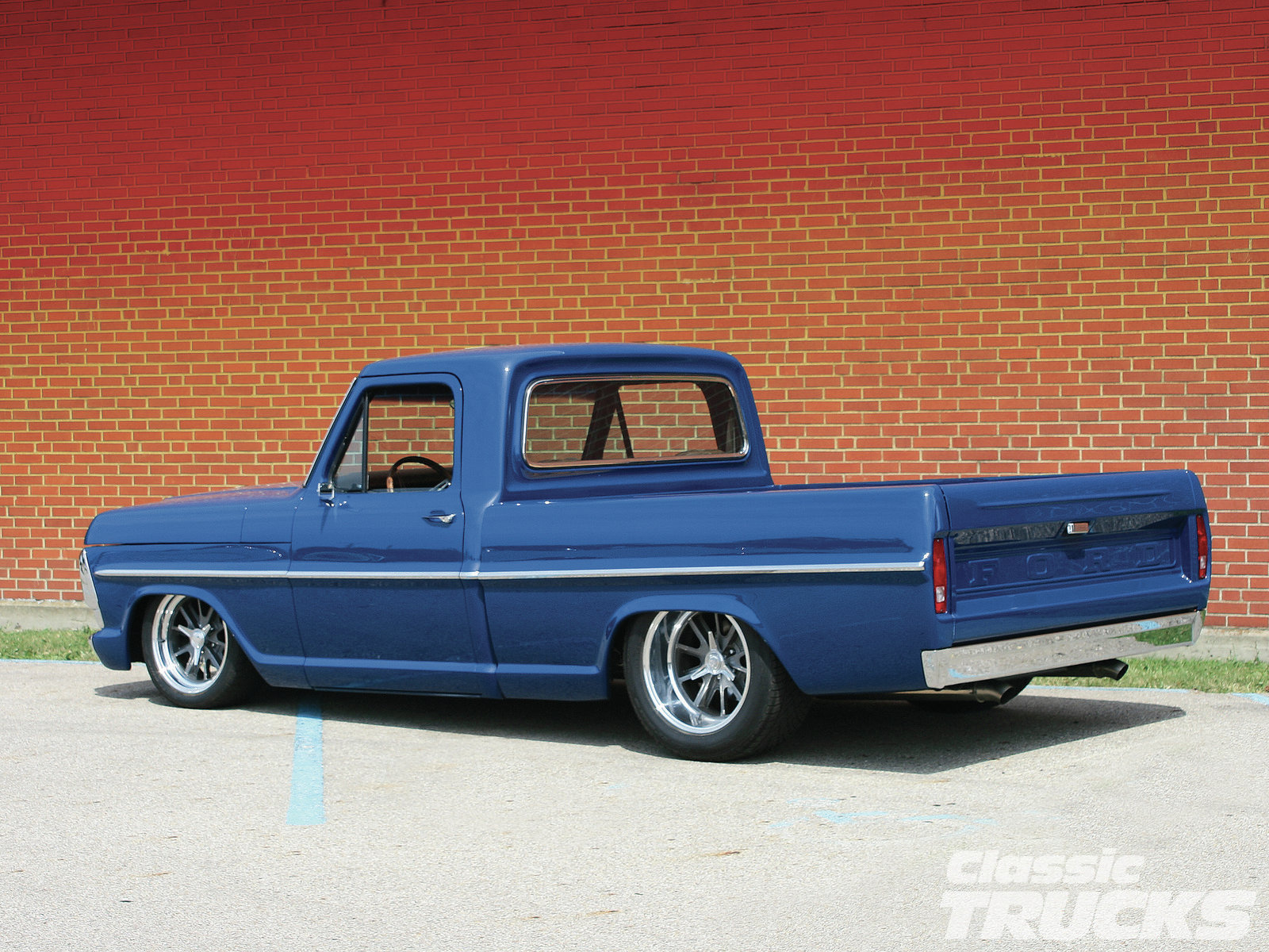 Ford f-100 1968 photo - 7