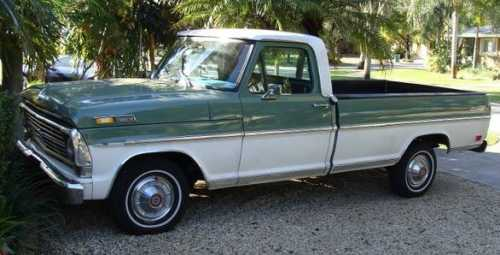 Ford f-100 1969 photo - 10