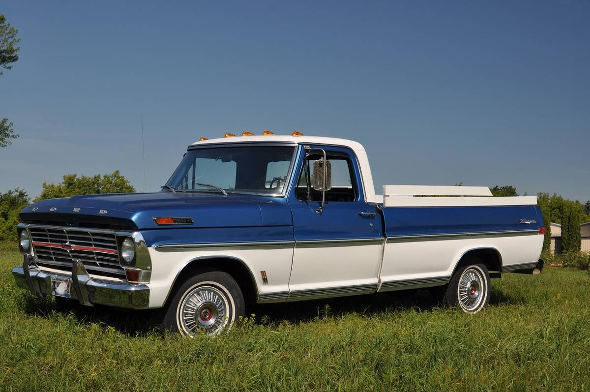 Ford F 100 1969 Review Amazing Pictures And Images