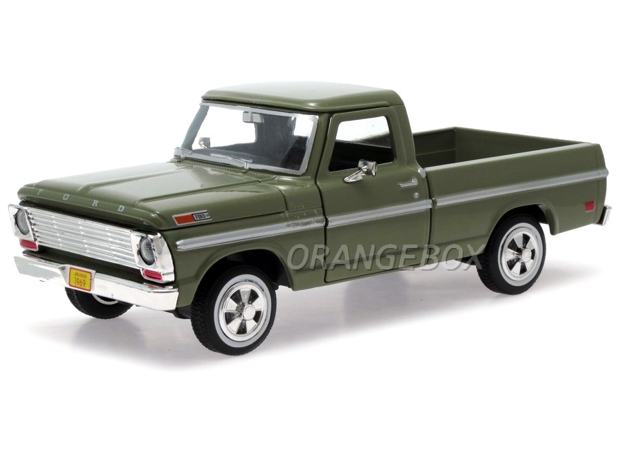 Ford f-100 1969 photo - 8