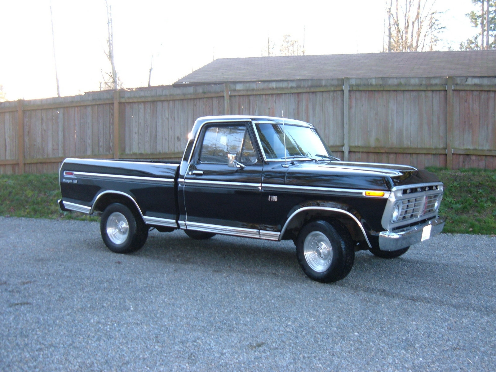 Ford f-100 1971 photo - 2
