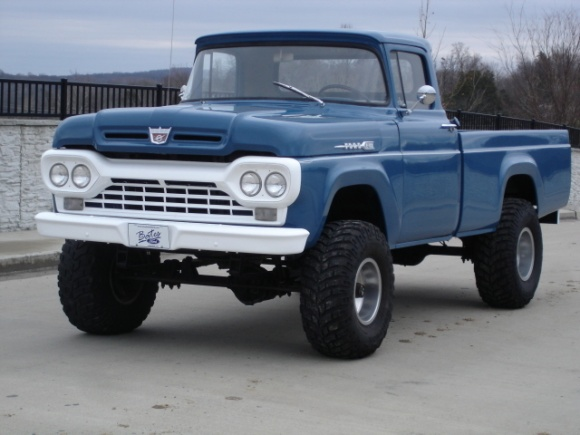 Ford f-100 1972 photo - 4