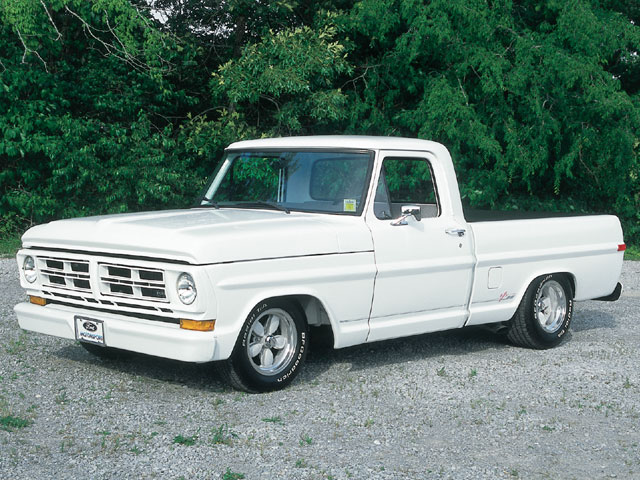 Ford f-100 1972 photo - 6