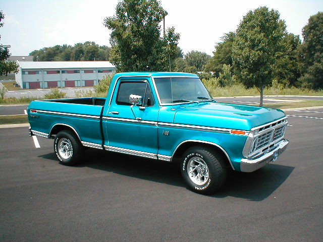 Ford f-100 1972 photo - 9