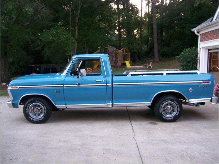 Ford f-100 1973 photo - 3