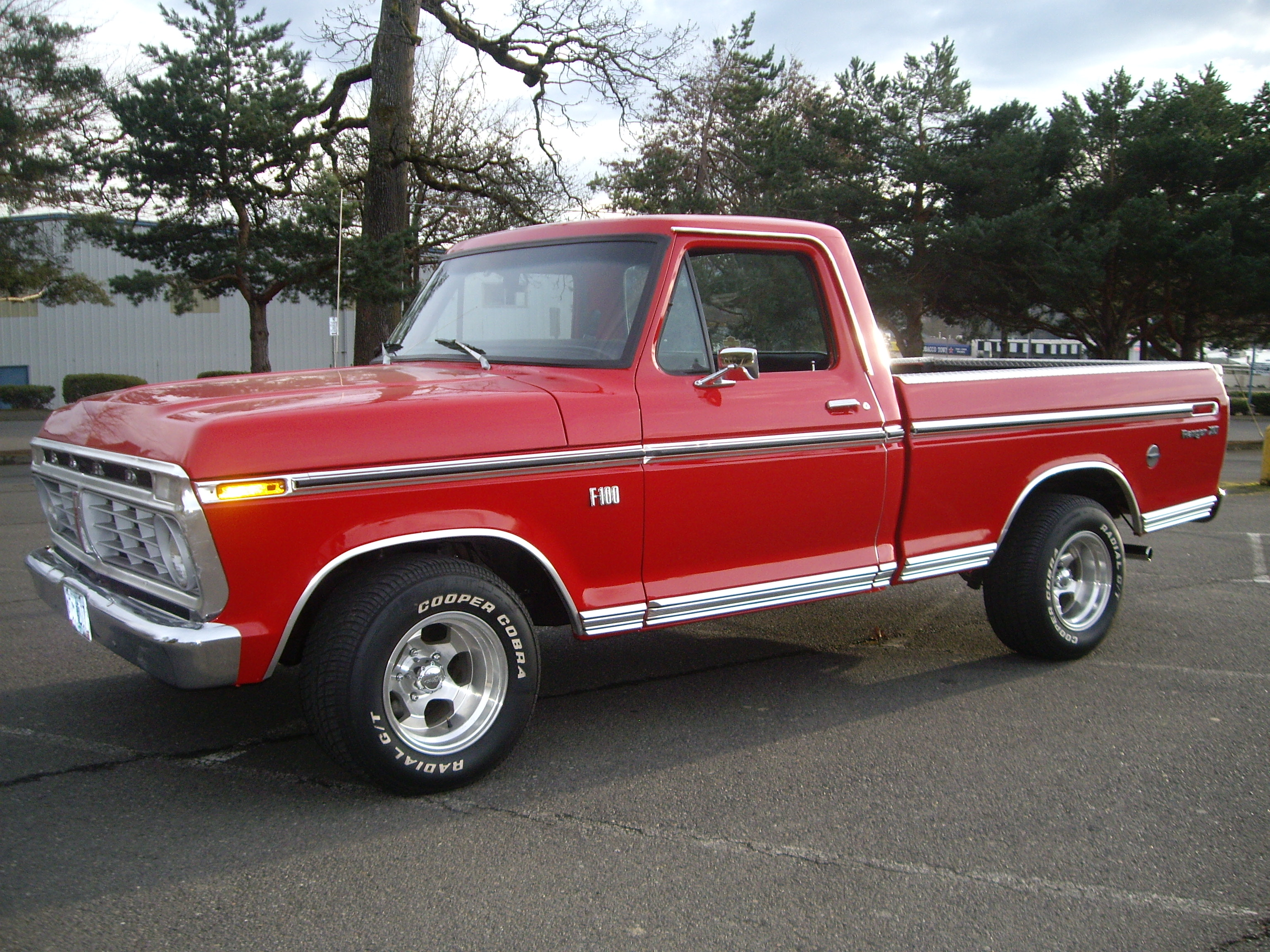 Ford f-100 1973 photo - 4