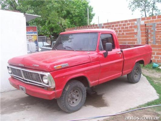 Ford f-100 1973 photo - 7