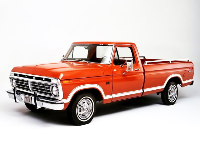 Ford f-100 1973 photo - 8