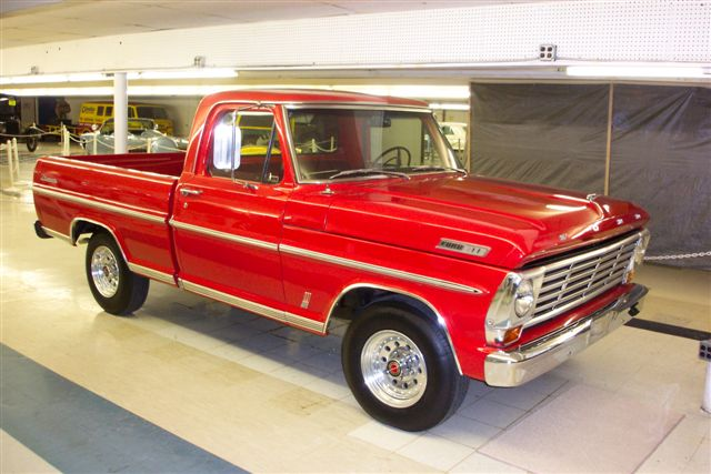Ford F 100 1973 Review Amazing Pictures And Images