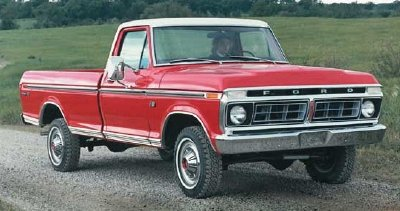 Ford f-100 1974 photo - 2