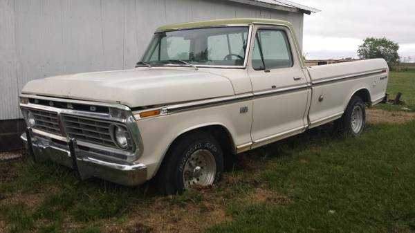 Ford f-100 1975 photo - 8