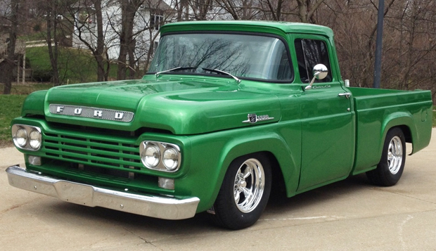 Ford f-100 2015 photo - 3
