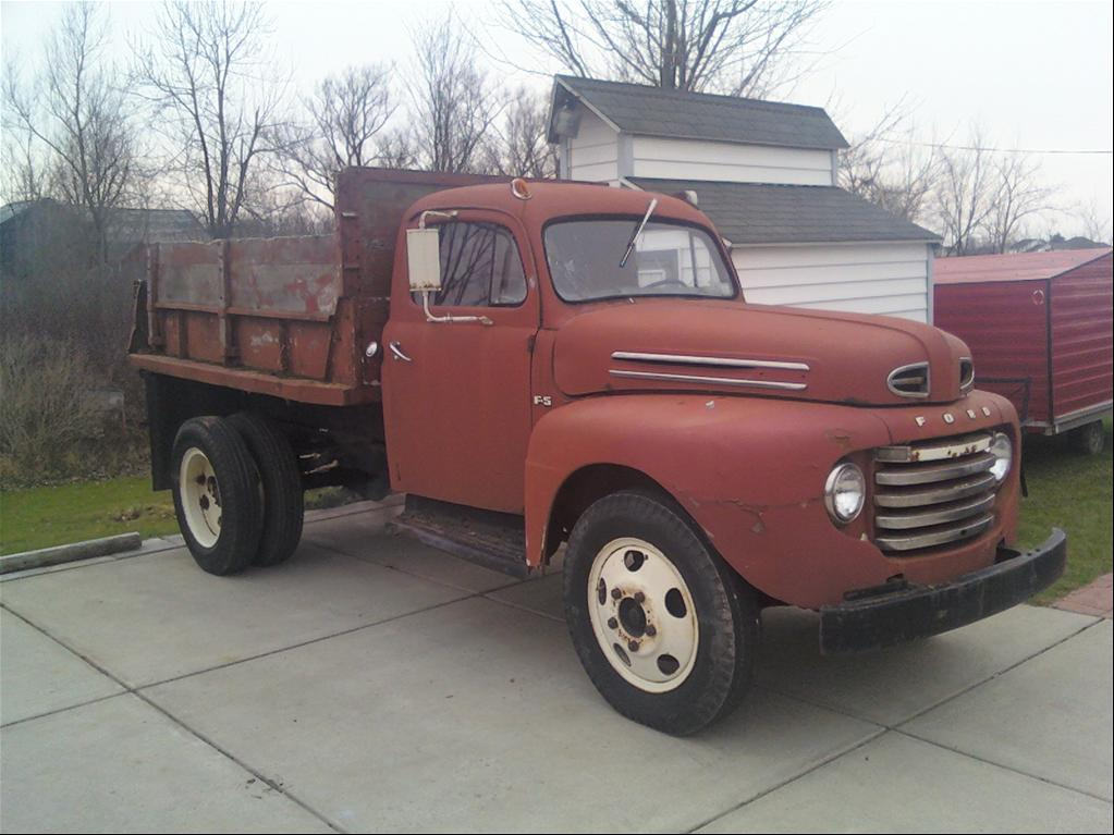 Ford f-150 1948 photo - 8