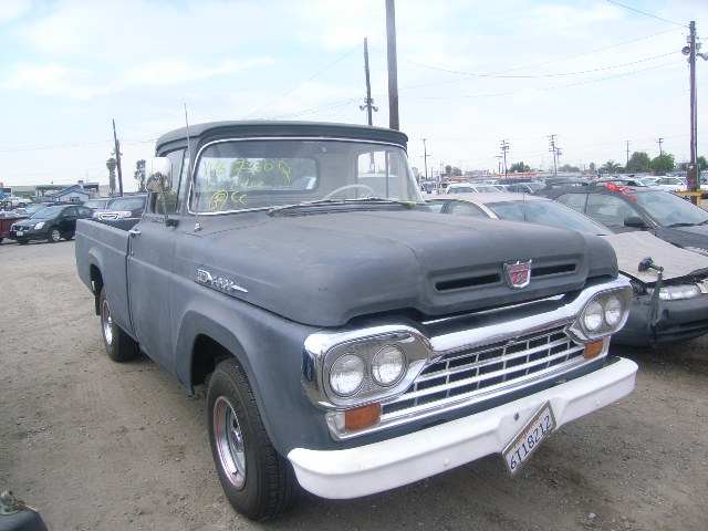 Ford f-150 1960 photo - 2