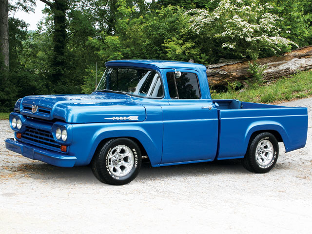 Ford f-150 1960 photo - 9