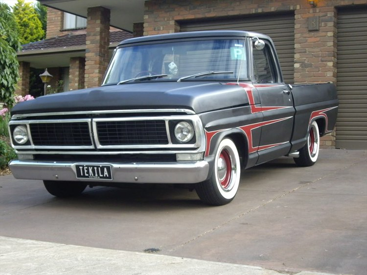 Ford f-150 1968 photo - 3