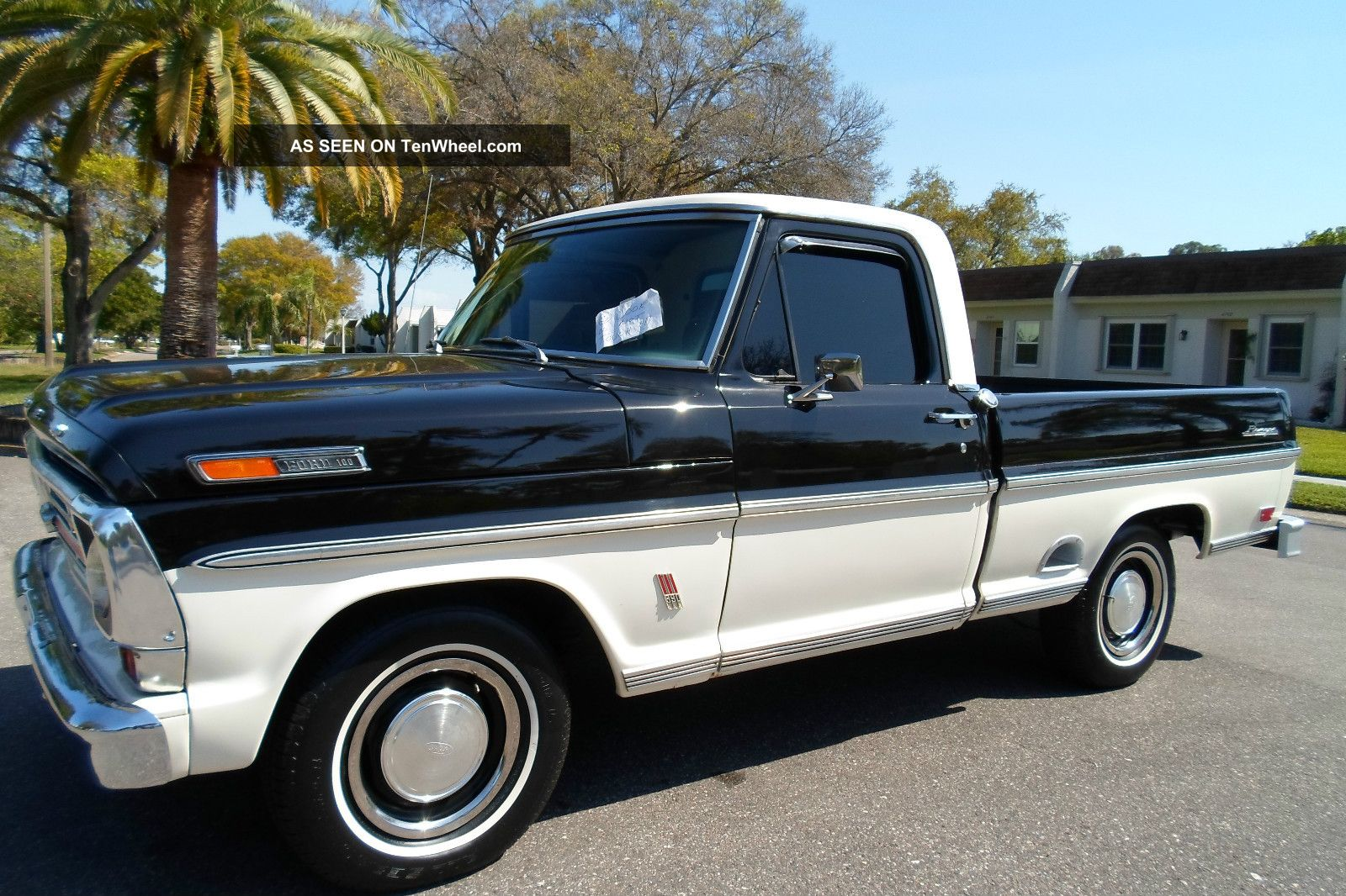 Ford f-150 1969 photo - 2