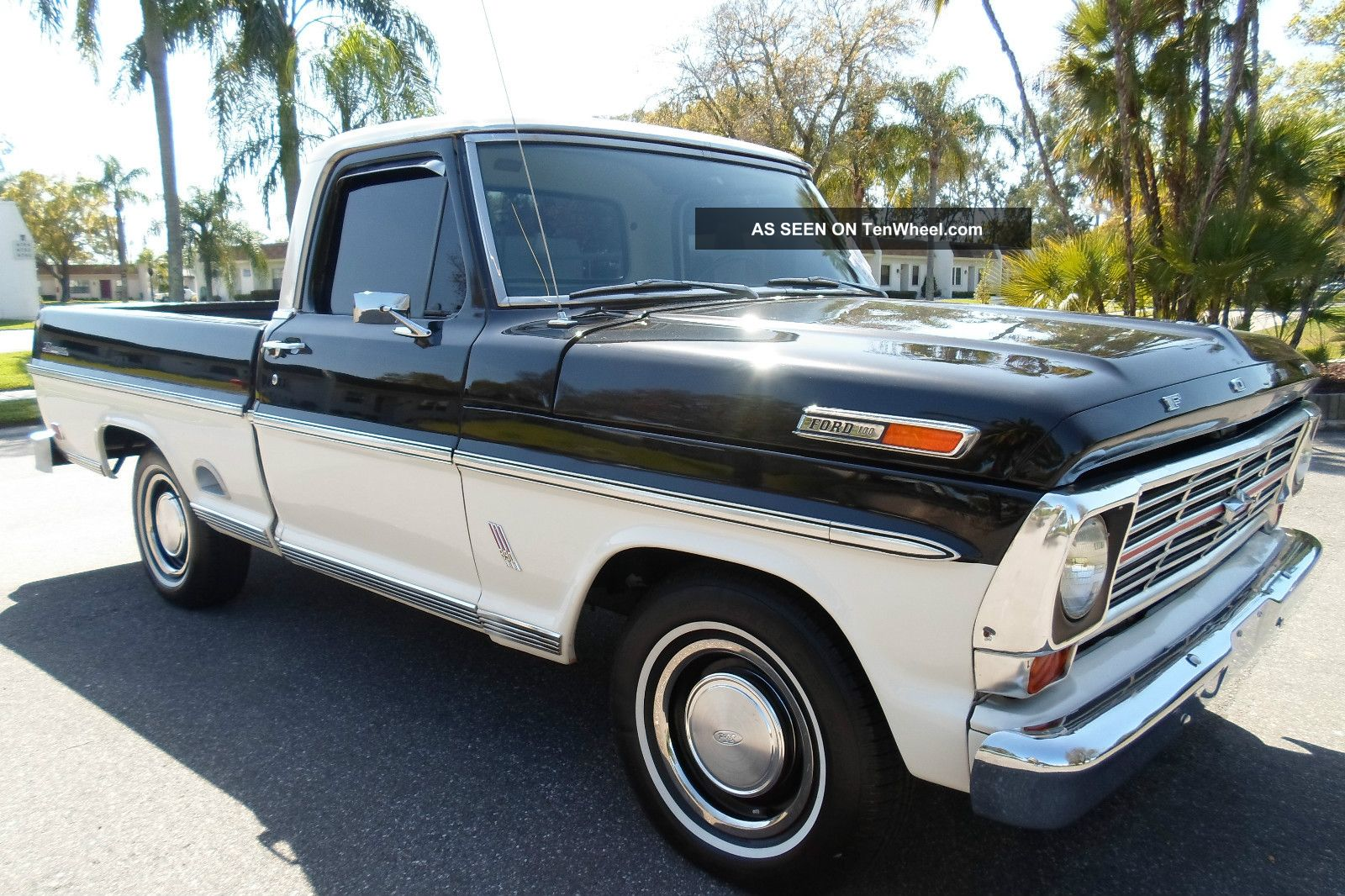 Ford f-150 1969 photo - 3