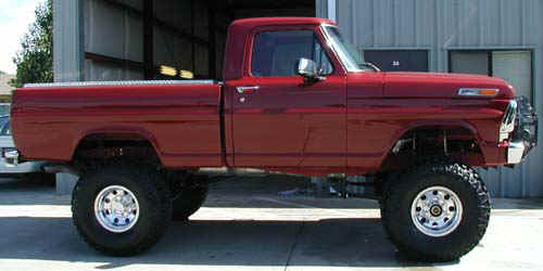 Ford f-150 1969 photo - 4