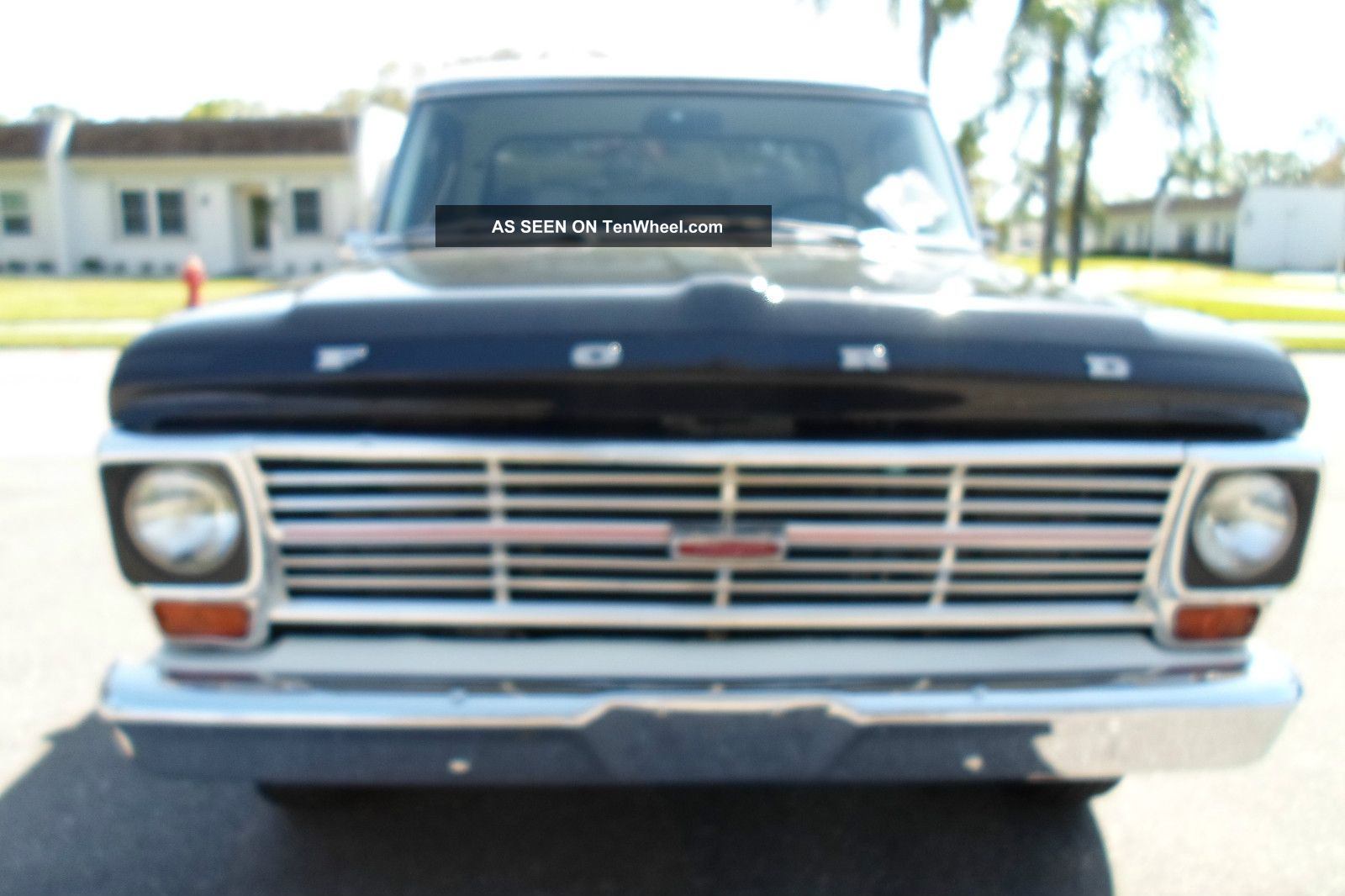 Ford f-150 1969 photo - 7